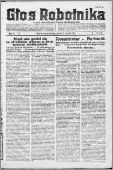 Głos Robotnika 1926, R. 7 nr 249