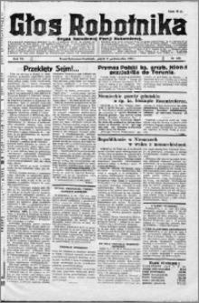 Głos Robotnika 1926, R. 7 nr 260
