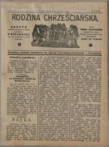 Rodzina Chrześciańska 1911 nr 22