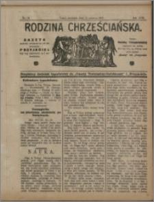 Rodzina Chrześciańska 1911 nr 24