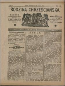 Rodzina Chrześciańska 1911 nr 25