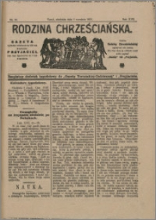 Rodzina Chrześciańska 1911 nr 36