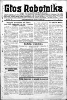 Głos Robotnika 1927, R. 8 nr 2