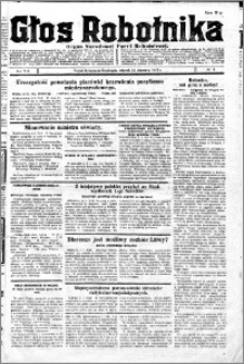Głos Robotnika 1927, R. 8 nr 7