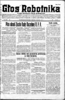 Głos Robotnika 1927, R. 8 nr 9