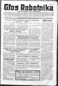 Głos Robotnika 1927, R. 8 nr 12