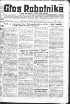 Głos Robotnika 1927, R. 8 nr 13