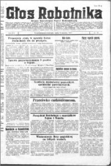 Głos Robotnika 1927, R. 8 nr 14