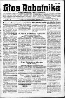 Głos Robotnika 1927, R. 8 nr 15