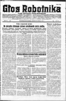 Głos Robotnika 1927, R. 8 nr 21