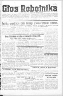 Głos Robotnika 1927, R. 8 nr 33