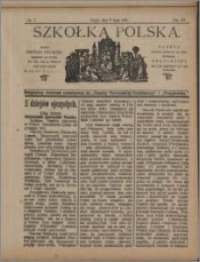 Szkółka Polska 1911 nr 7