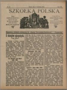 Szkółka Polska 1911 nr 10