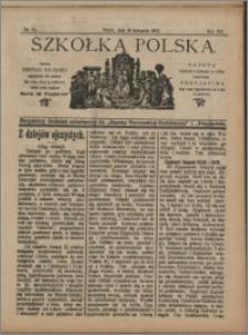 Szkółka Polska 1911 nr 11