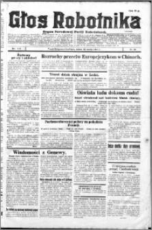 Głos Robotnika 1927, R. 8 nr 58