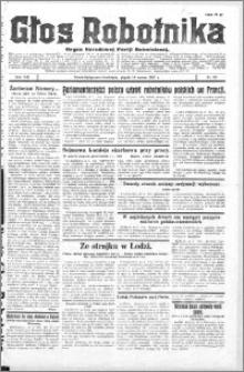 Głos Robotnika 1927, R. 8 nr 63