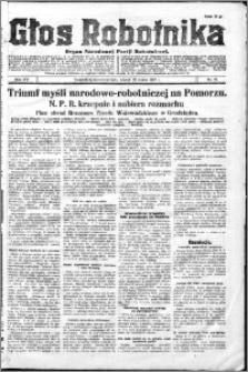 Głos Robotnika 1927, R. 8 nr 72