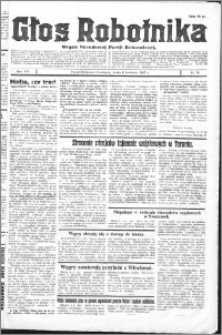 Głos Robotnika 1927, R. 8 nr 79