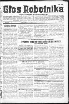 Głos Robotnika 1927, R. 8 nr 80