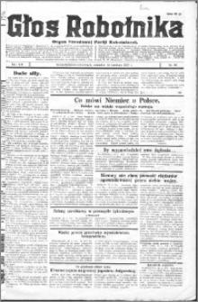 Głos Robotnika 1927, R. 8 nr 86