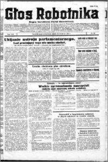 Głos Robotnika 1927, R. 8 nr 92