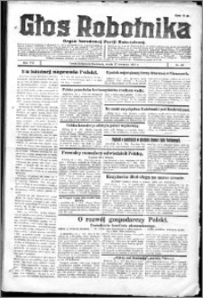 Głos Robotnika 1927, R. 8 nr 96