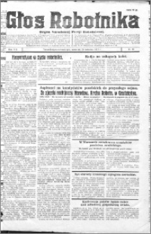 Głos Robotnika 1927, R. 8 nr 97