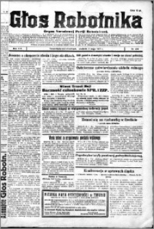 Głos Robotnika 1927, R. 8 nr 100