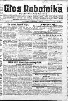Głos Robotnika 1927, R. 8 nr 101