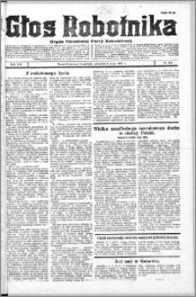 Głos Robotnika 1927, R. 8 nr 102