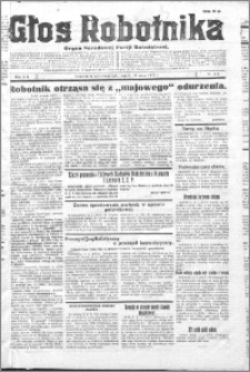 Głos Robotnika 1927, R. 8 nr 109