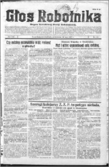 Głos Robotnika 1927, R. 8 nr 112