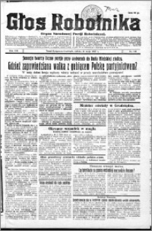 Głos Robotnika 1927, R. 8 nr 116