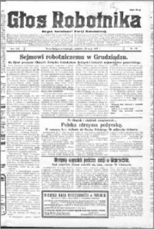 Głos Robotnika 1927, R. 8 nr 122