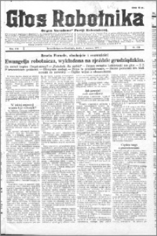 Głos Robotnika 1927, R. 8 nr 124
