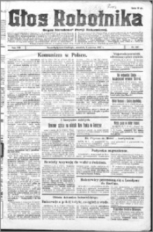 Głos Robotnika 1927, R. 8 nr 125