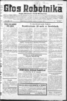 Głos Robotnika 1927, R. 8 nr 133