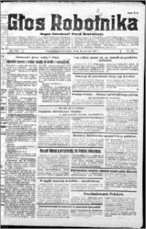 Głos Robotnika 1927, R. 8 nr 135