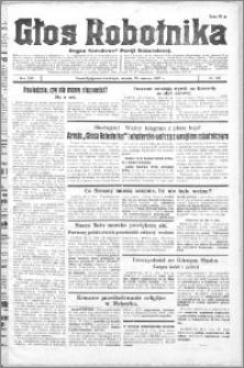 Głos Robotnika 1927, R. 8 nr 139