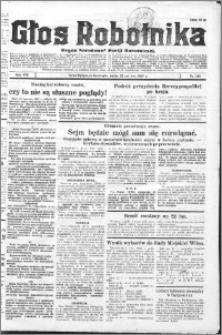Głos Robotnika 1927, R. 8 nr 140