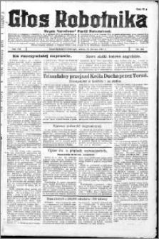 Głos Robotnika 1927, R. 8 nr 143