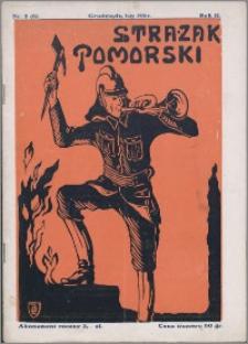 Strażak Pomorski 1928, R. 2 nr 2