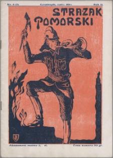 Strażak Pomorski 1928, R. 2 nr 3