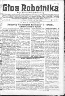Głos Robotnika 1927, R. 8 nr 151