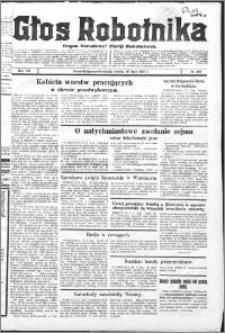 Głos Robotnika 1927, R. 8 nr 160