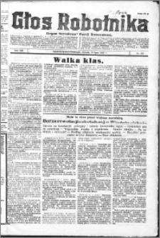 Głos Robotnika 1927, R. 8 nr 162