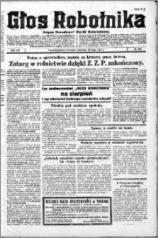 Głos Robotnika 1927, R. 8 nr 167