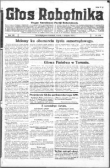 Głos Robotnika 1927, R. 8 nr 174