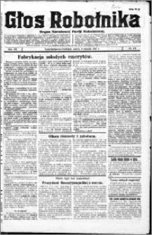 Głos Robotnika 1927, R. 8 nr 178