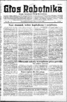 Głos Robotnika 1927, R. 8 nr 201